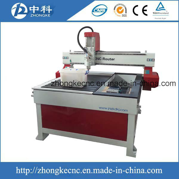 Rotary Wood Carving CNC Machine