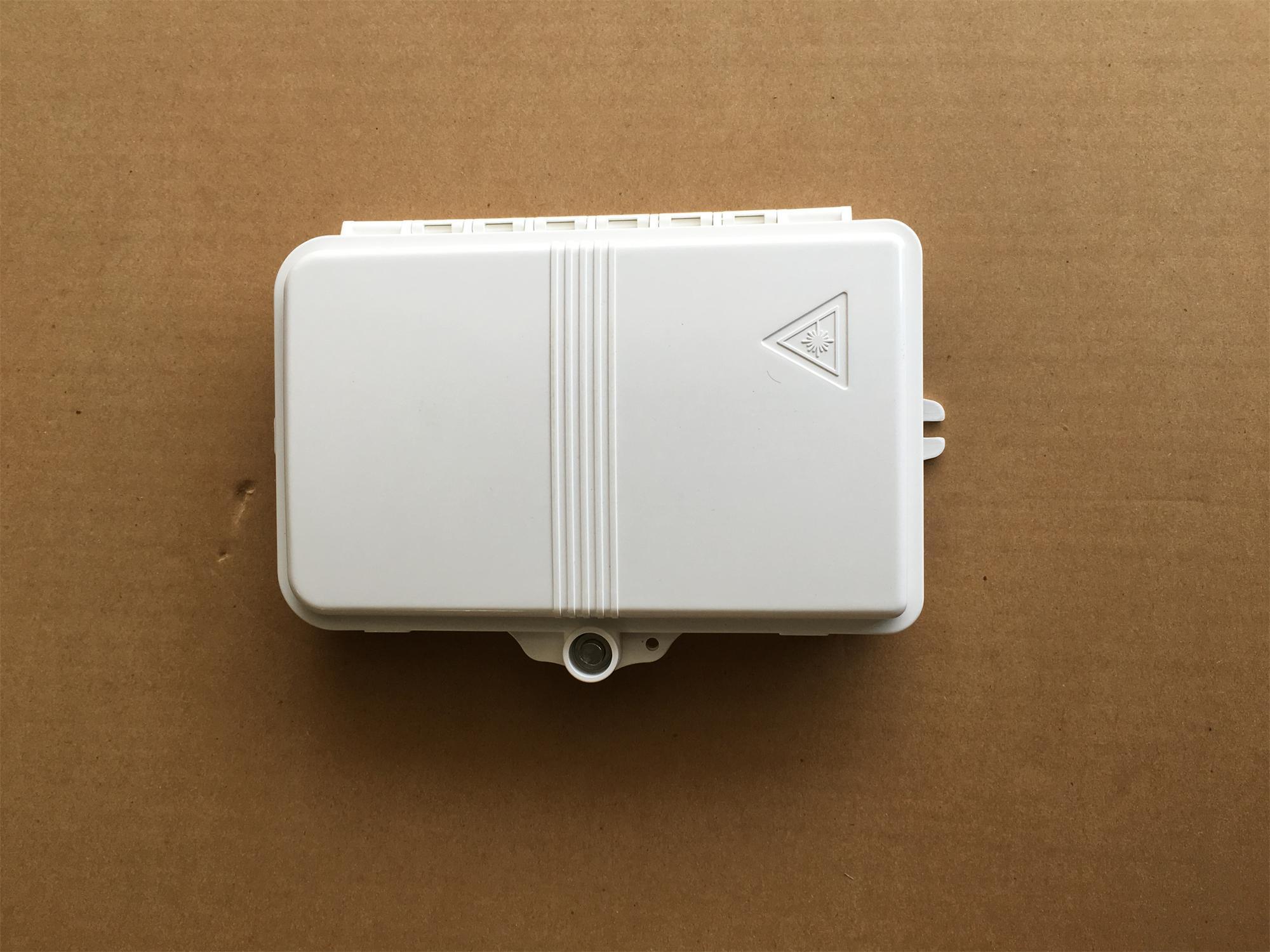 FTTH Outdoor Terminal Fiber Optic Distribution Box 2 Core Sc