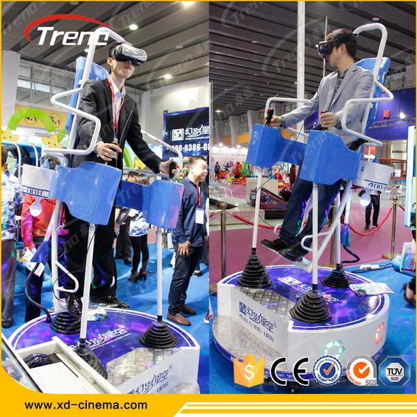 China Guangzhou Factory Price Flight Virtual Reality Machine