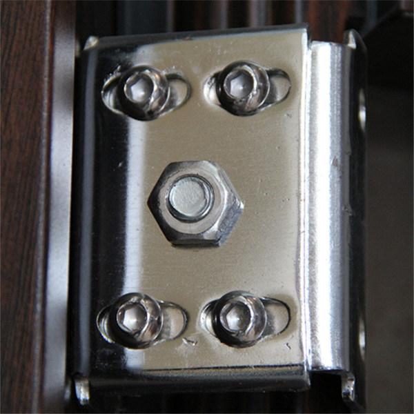 Sc-S151 Good Design Double Leaf Security Steel Doors