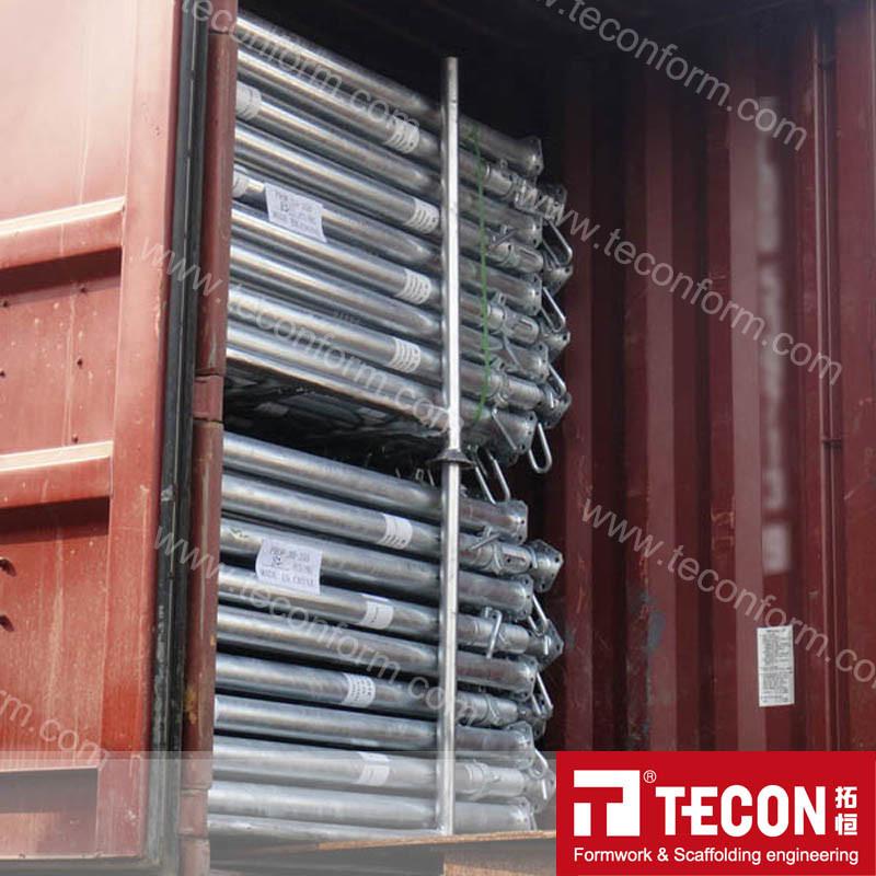 European Standard Heavy Duty Steel Prop for Shoring