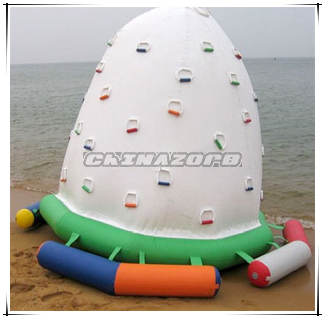 Creative Designed Water Climbing Tower Inflatable Toy From Original Factory