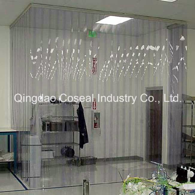 China Refrigeration Plastic PVC Strip Door Curtain   China Polar PVC Strip Door  Curtain, PVC Strip Curtain
