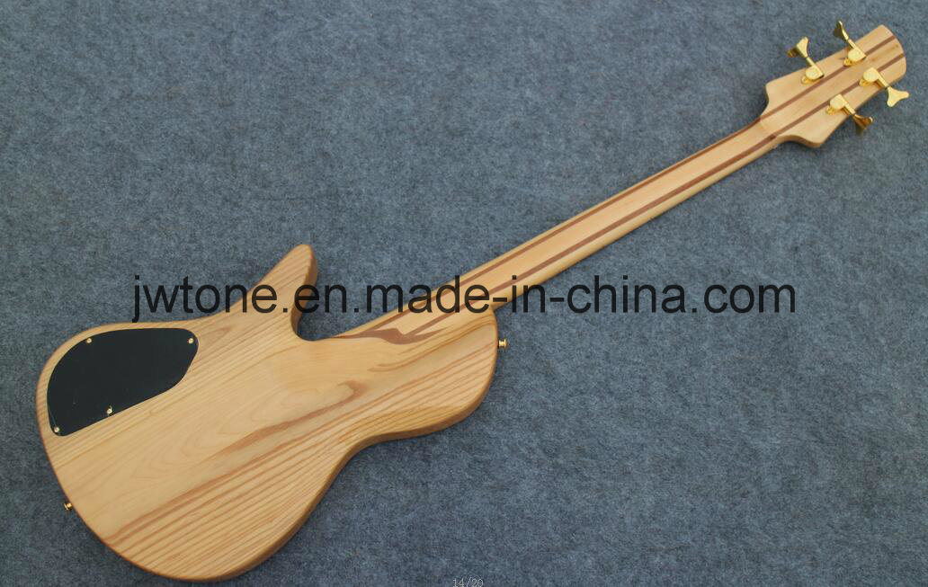 Set in Neck Quality 4 String Electric Bass Guitar