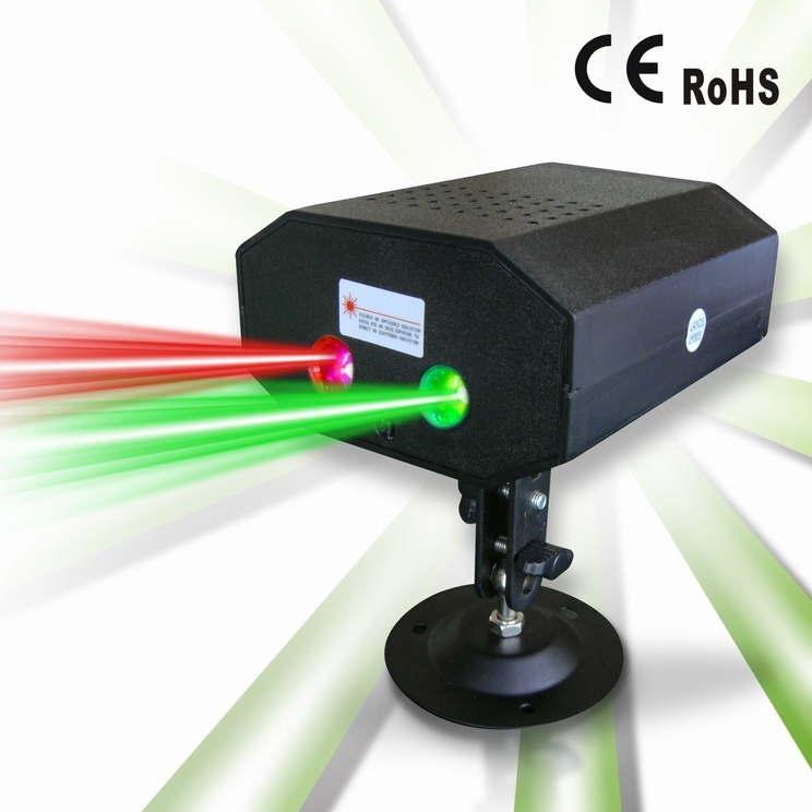 China Christmas Mini Laser Projector Disco Laser Lights (LY302 ...