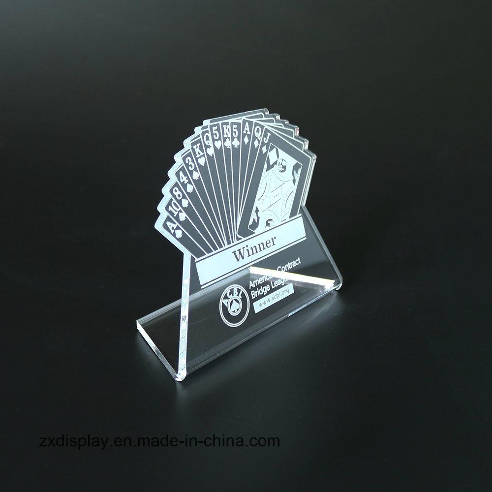 Exquisite Acrylic Trophy Award