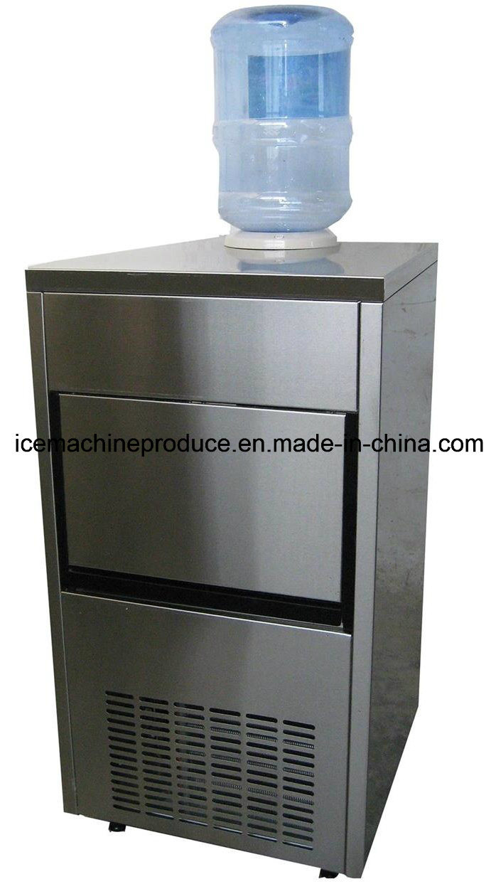 40kgs Self Feed Ice Cube Maker for Commercial Use