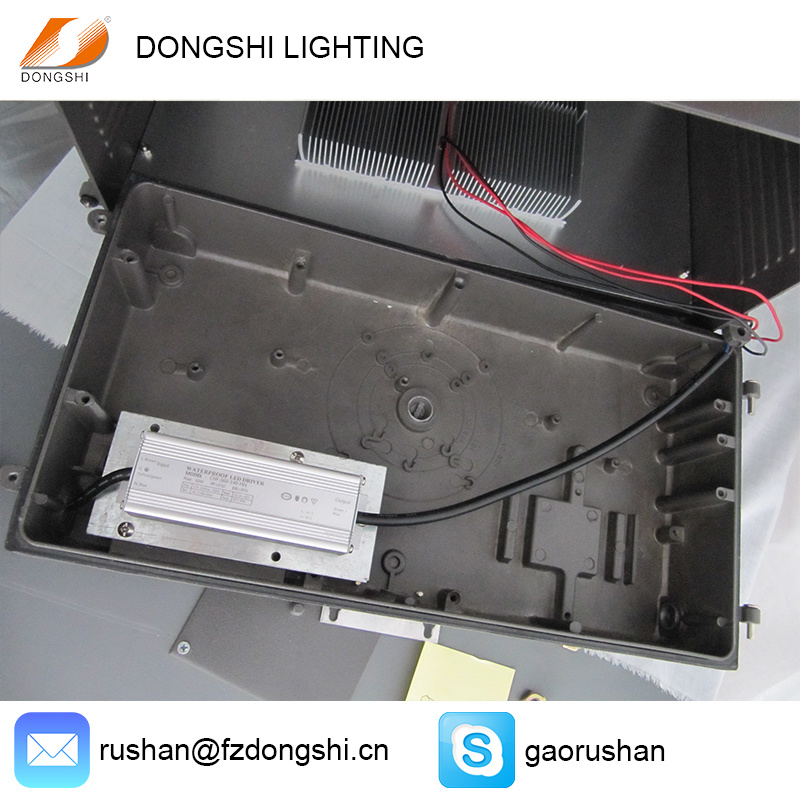 Die-Casting Aluminum Full Cat-off LED Wall Pack Housing