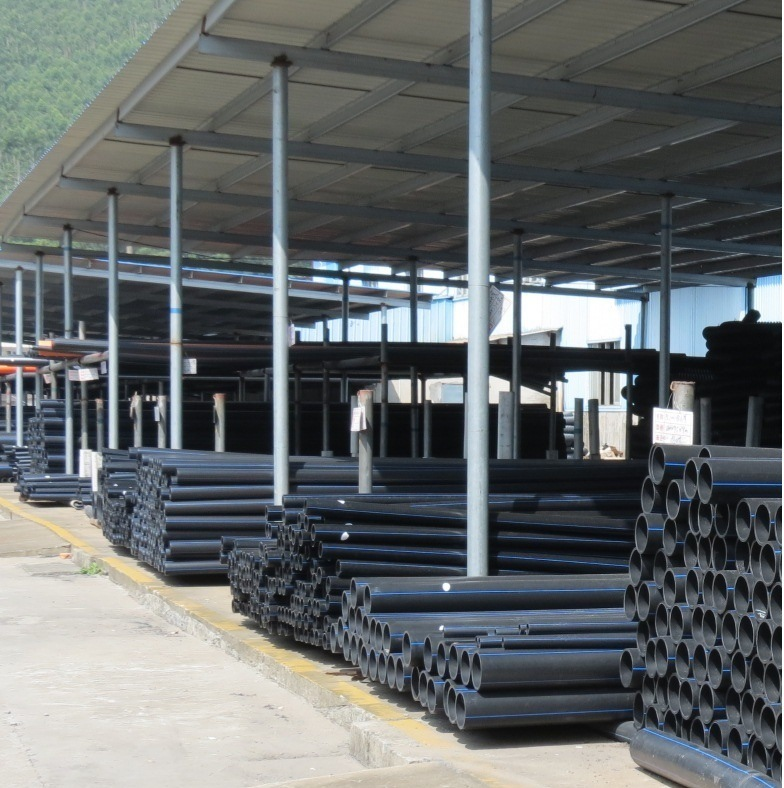 PE Water Supply Pipe Made in China with Good Price