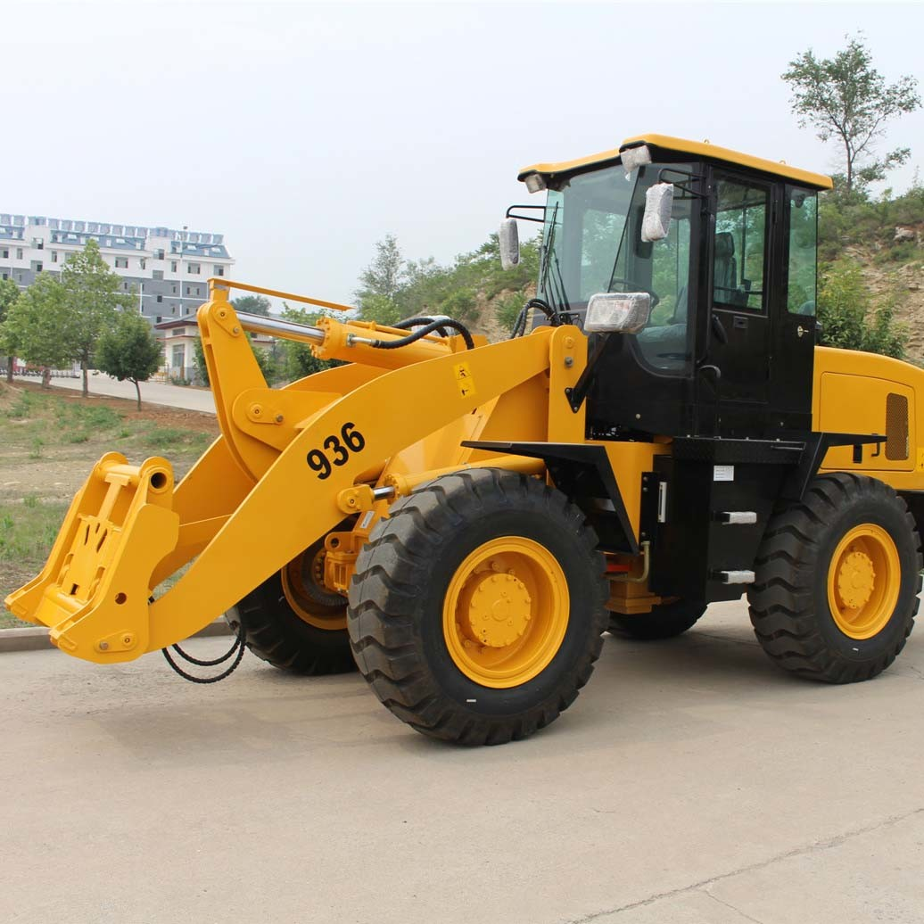 3.0t Hydraulic Construction Machinery Wheel Loader 936