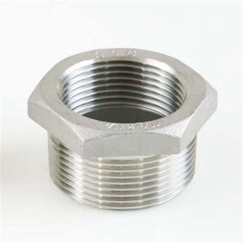 China pipe fittings bushing forged hex head