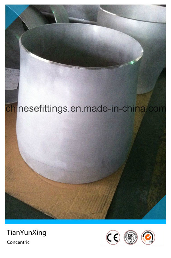 Dn400xdn300 Duplex Stainless Steel Concentric Reducer