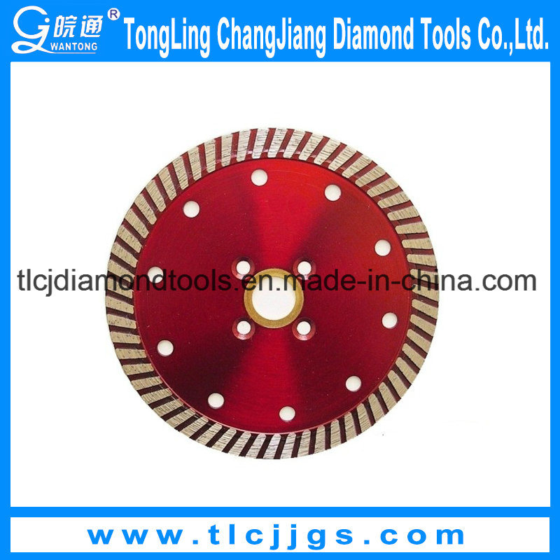 Turbo Diamond Cutting Discs Cold Pressed