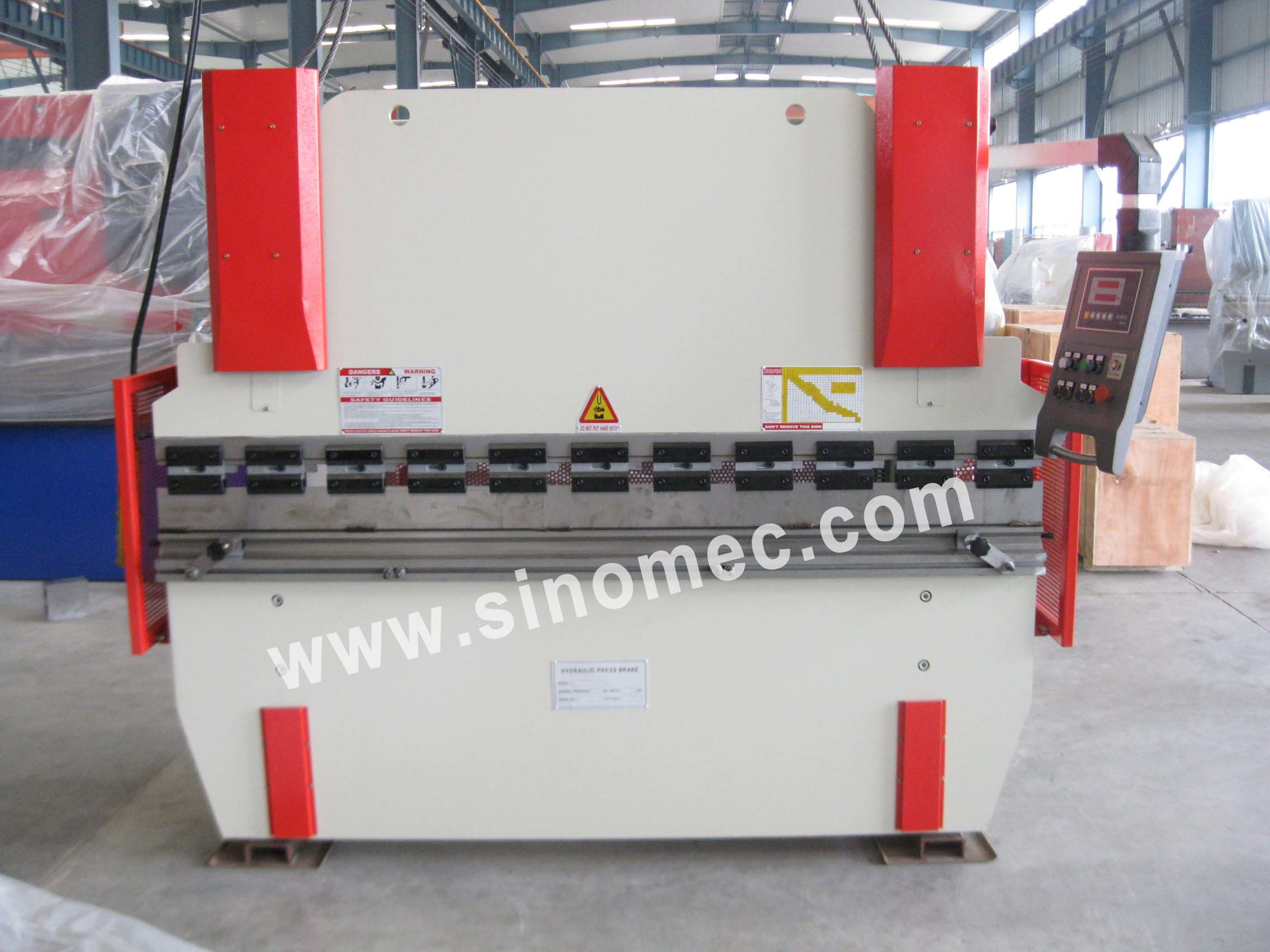 Plate Press Brake / Hydraulic Bending Machine / Hydraulic Press Brake/Sheet Metal Working Bending Machine/ Sheet Metal Press Brake/Metalworking (WC67K-40T/2200)