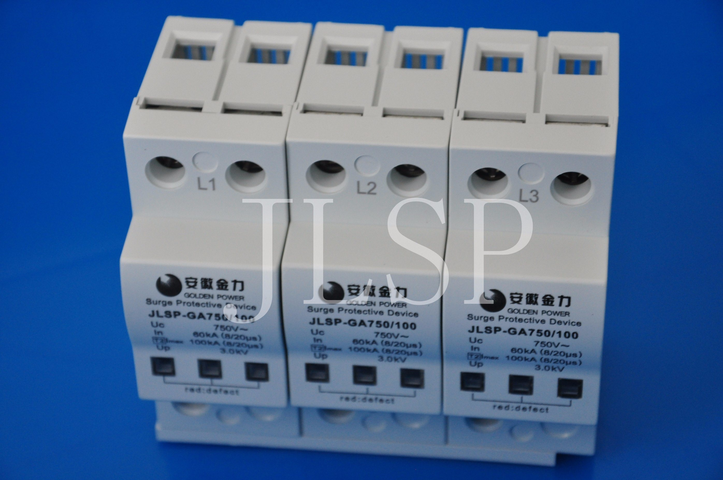 PV Application Solar 3p SPD/Surge Protector (GA7510-01)