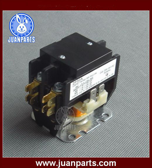 Qca-252 Two Pole Air Condtioner Contactor