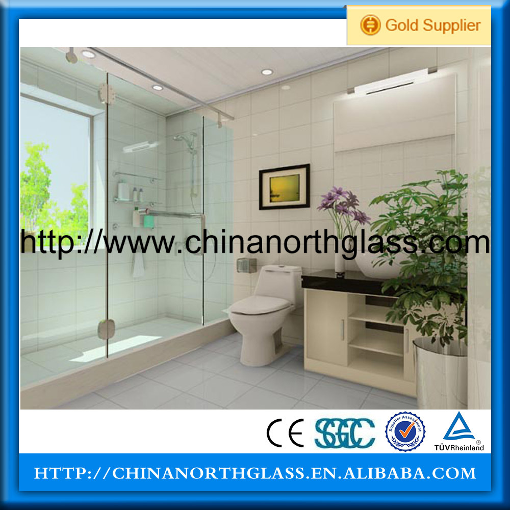 12mm Thick Toughened Glass Price for Door