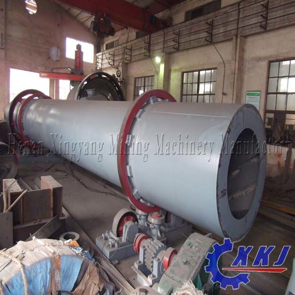 Silica Sand Rotary Dryer Rotary Drum Dryer for Sale Mining Rotary Dryer