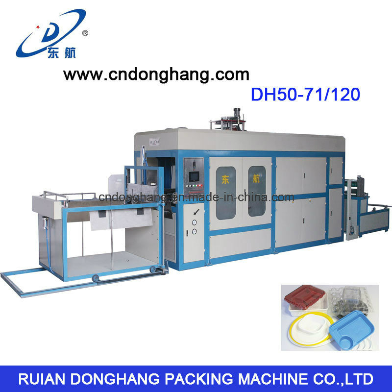 High-Speed Vacuum Forming Machine (DH50-71/120)