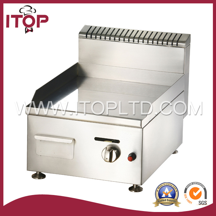 Commercial All Flat Plate Griddle