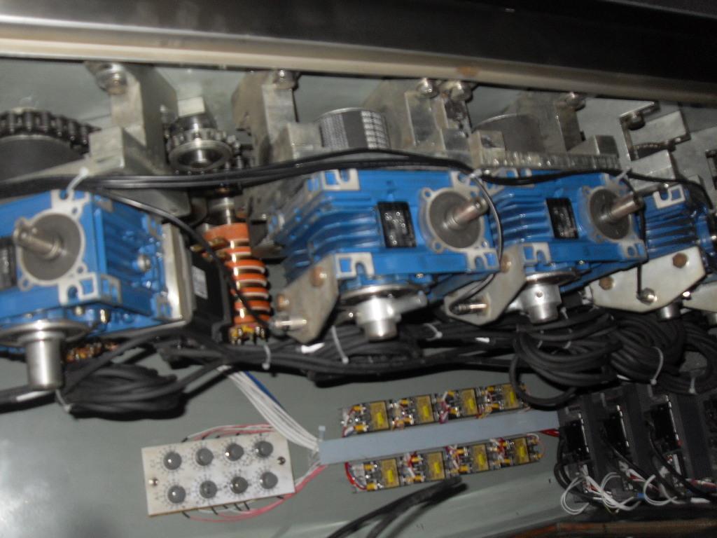 High Speed Medical Powder Four Side Sealing & Packing Machinery