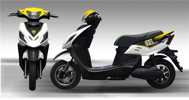 5000W Electric Bike Electric Motorcycle