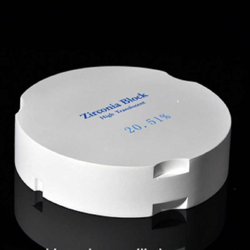 Dental CAD Cam Zirconia Puck Disc for Labs