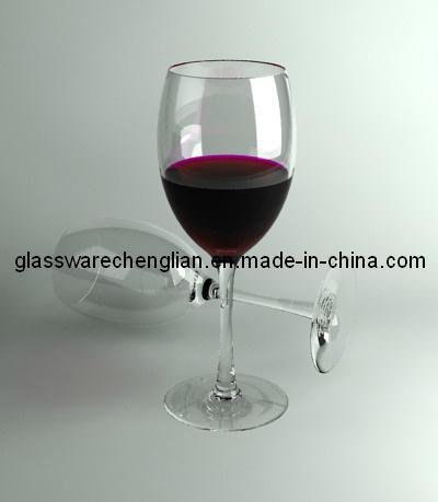 Crystal Clear Wine Glass (B-WG04)