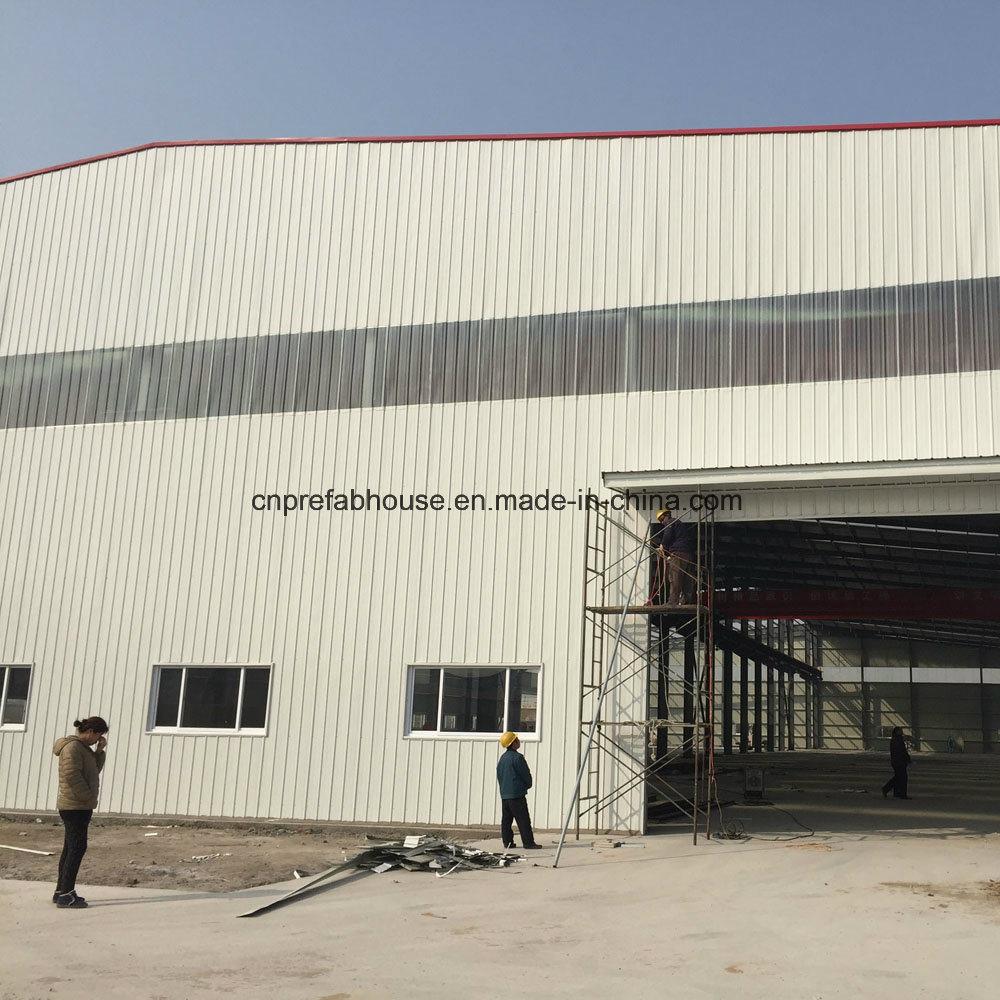 Size Customized Prefab Metal Buildings