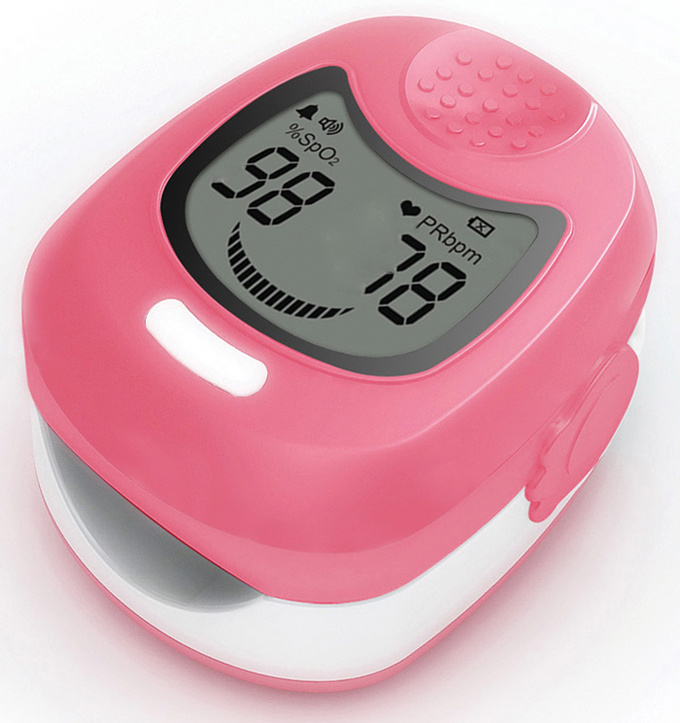 Cms50QA Hot Selling CE Approved Fingertip Pulse Oximeter
