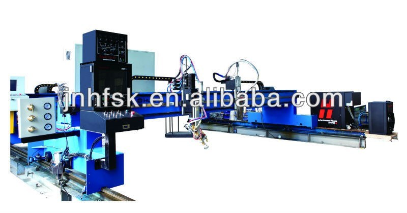 Quality Guaranteed CNC Plasma and Flame Cutting Machine