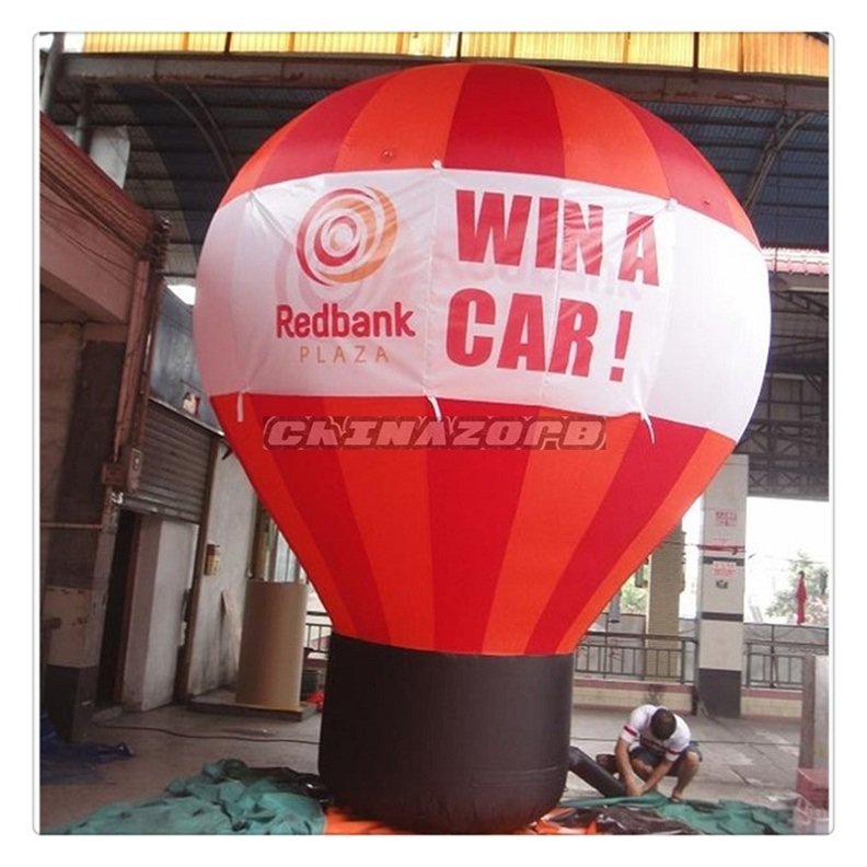 Quite Good Designed Custom Made Inflatable Ground Balloon for Sale