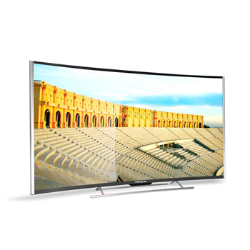 2016 65 Inch New Product Ultra Slim Curved LED TV