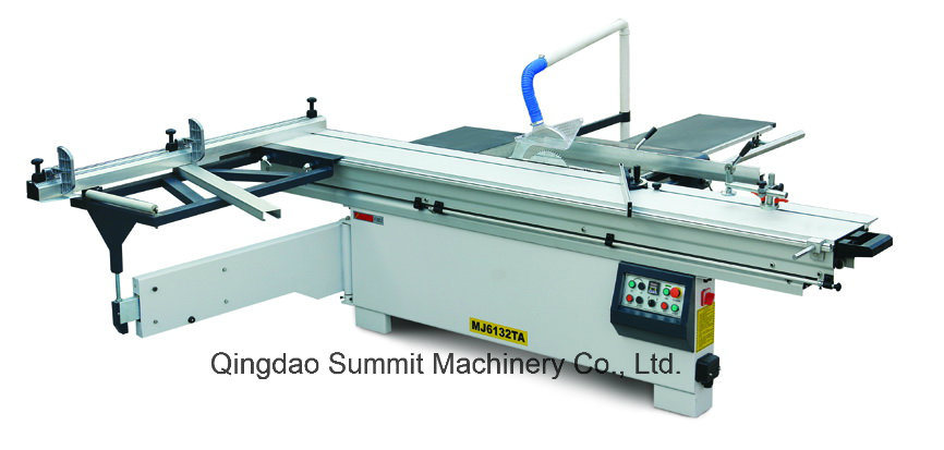 Professional Woodworking Sliding Table Panel Saw (MJ6132TA)