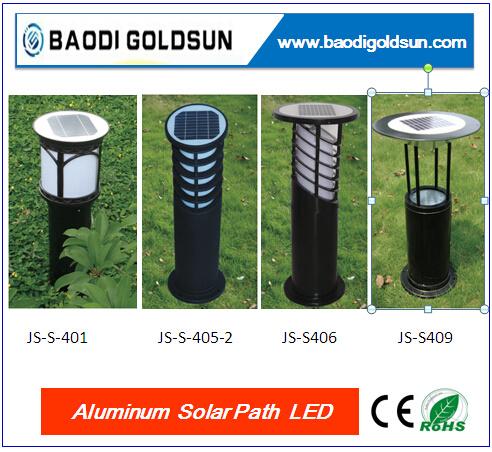 Modern Look & Affordable Solar Path Walkway Lawn Light