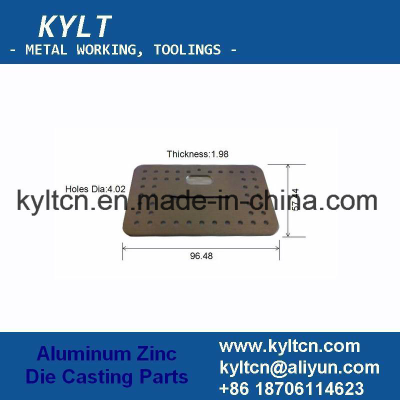 Customized High Precision Magnesium Turning Milling CNC Machining