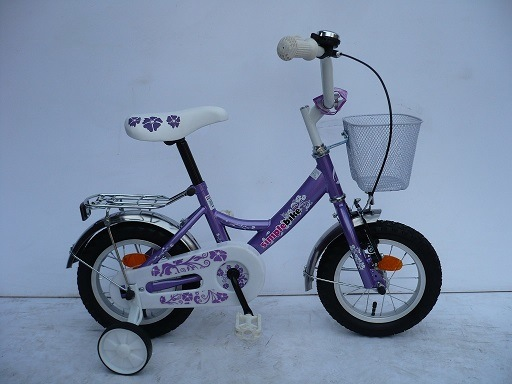 "12"" Steel Frame Children Bicycle (1288)"