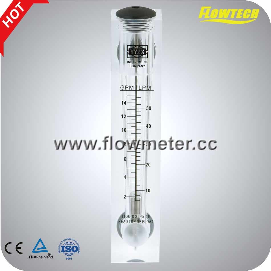 Panel Flow Meter