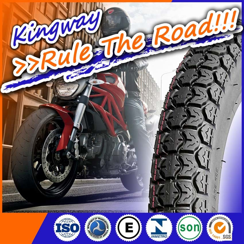 Kenya Motorcycle Tube and Tyres (3.00-17) (3.00-18) (2.75-18) (2.75-17) (3.50-18)
