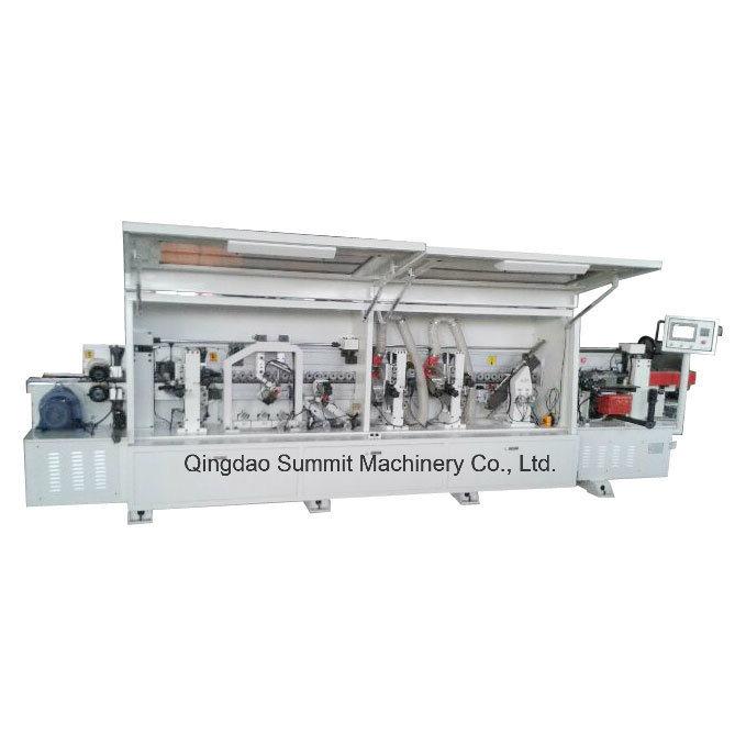Auto Edge Banding Machine Edge Bander PVC Sealing Machine with Function of Corner Rounding Mf468