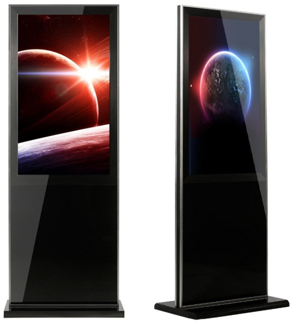 "42"" Standing PC Interactive Digital Signage"