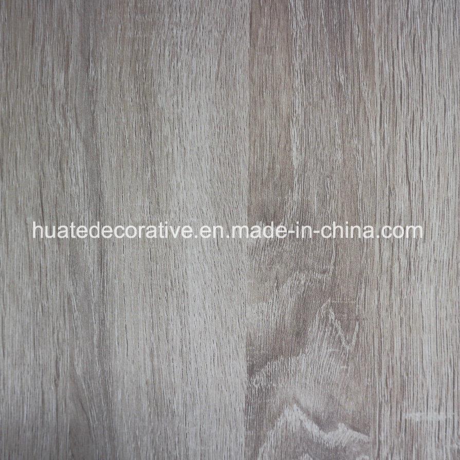 Wood Grain Design Printing Paper for Laminate