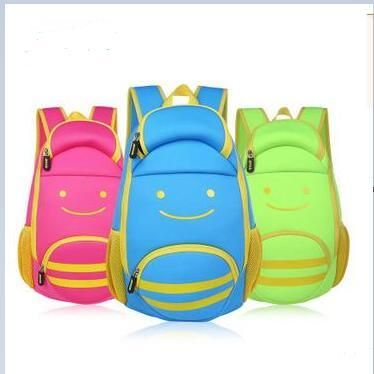 Big Smile Children′s Backpack Bags