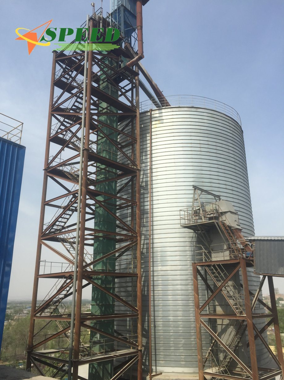 High Efficiency Belt Bucket Elevator for Sale