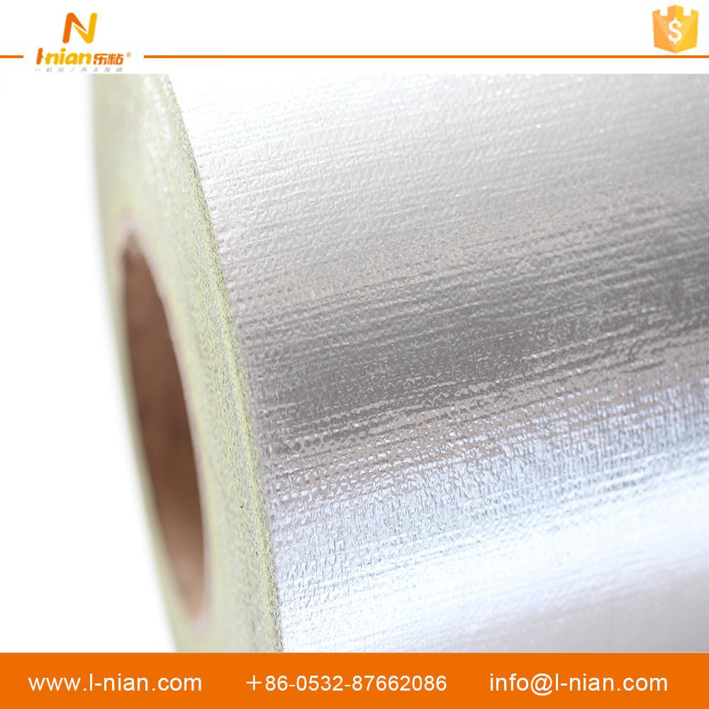 Flame Retardant Heat Resistant Self Adhesive Aluminum Foil Tape