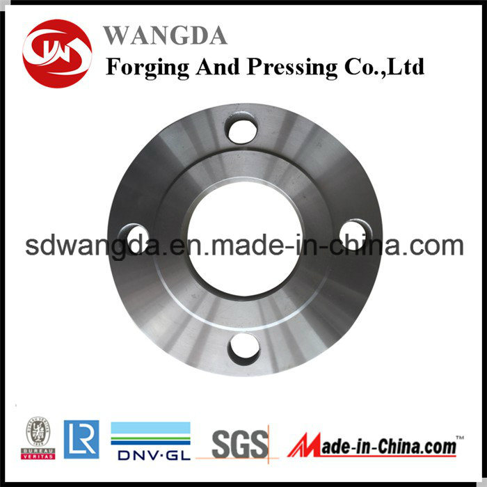 DIN Carbon Steel Flange with Certificate of Lr