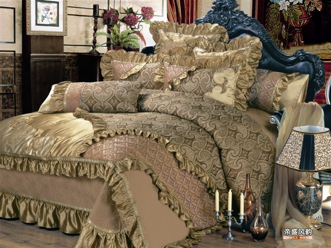 Luxury Bedding Set (HAR009B-56) - China Luxury Bedding Set ...