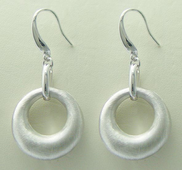 china 925 silver jewelry electroforming earrings dce00627