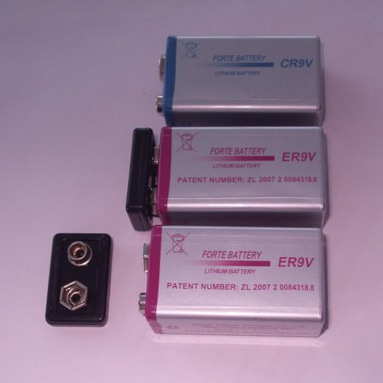 Er9V Battery for Smoke Alarm
