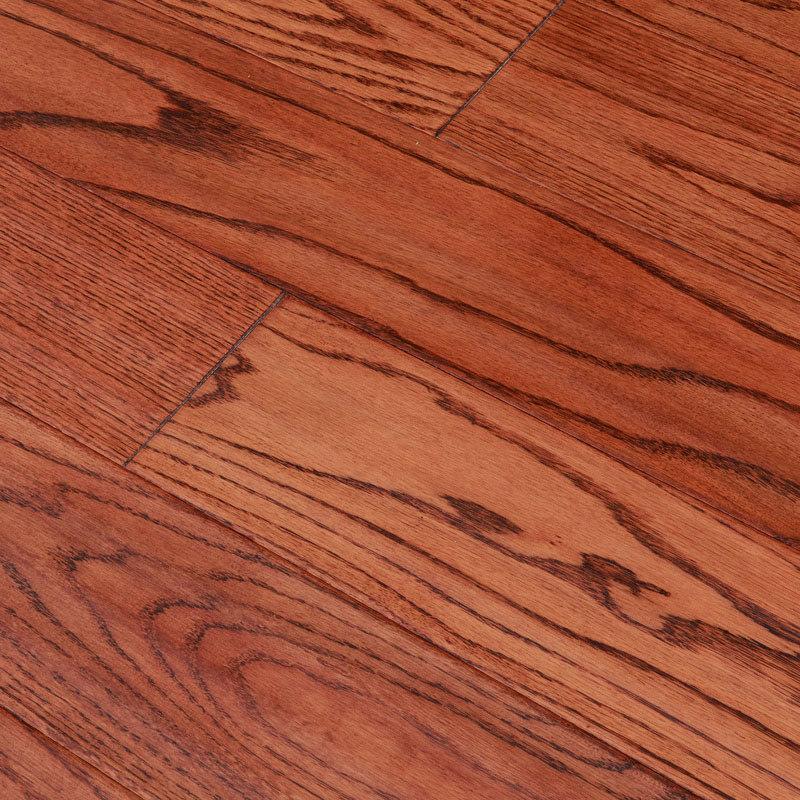 Uniclic Three-Strip Engineered Wood Flooring